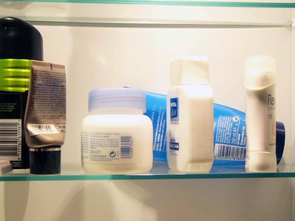 microbial biological system on your skin can be affecte by deodorant