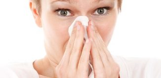 Nosebleeds Can Be Treated By A Simple Saline Spray