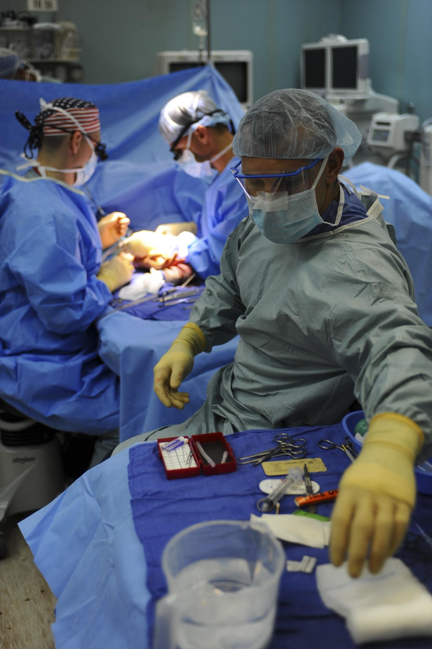 chest lift procedure