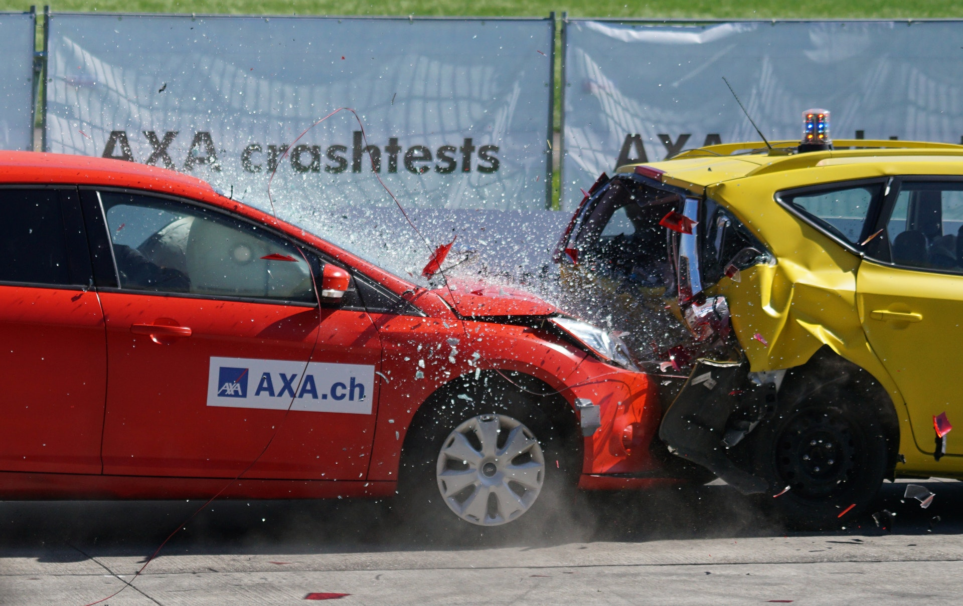 car injuries