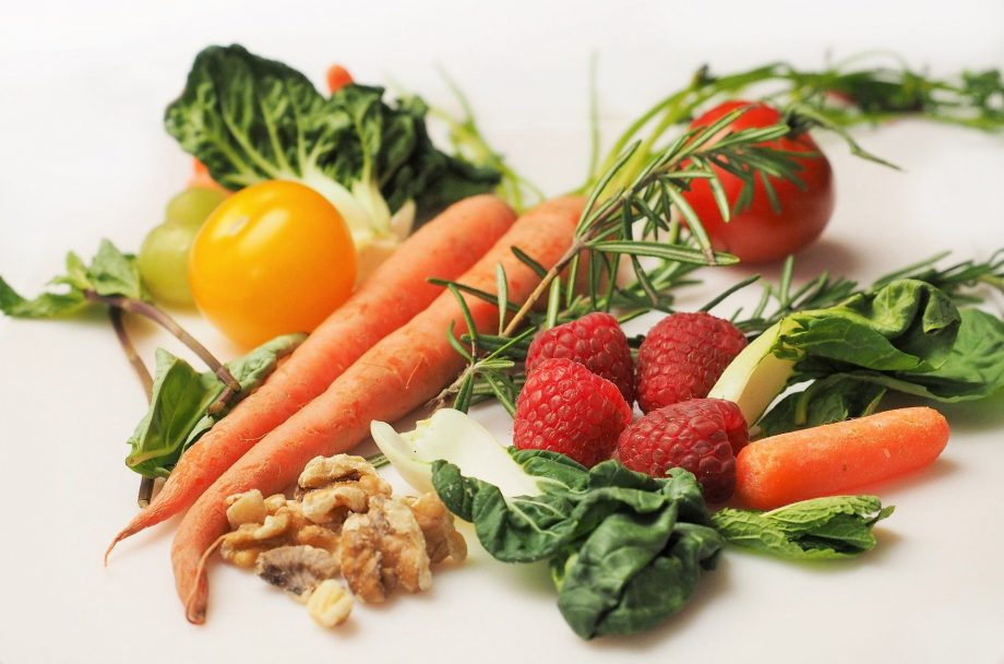 nutritious and seasonal ingredients